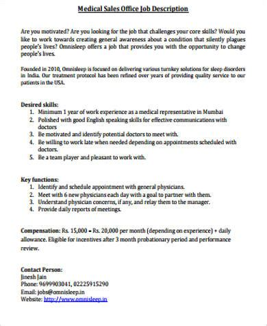 sample resume example 5 pharmaceutical sales resume