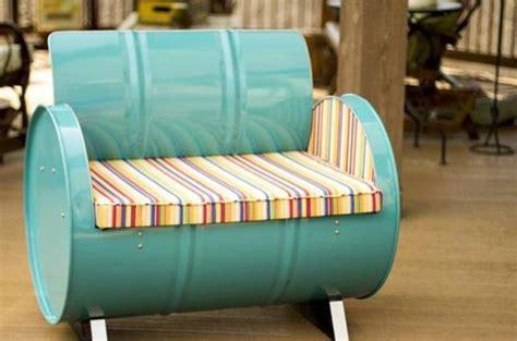 sofa unik menyulap tong bekas jadi sofa unik halaman 2 dari 2