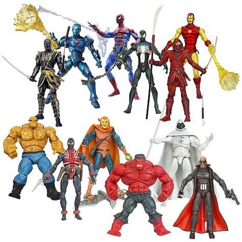 Marvel All Figure marvel universe figures wave 4 hasbro marvel