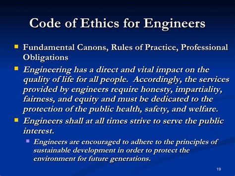 thur  ethics  related professions