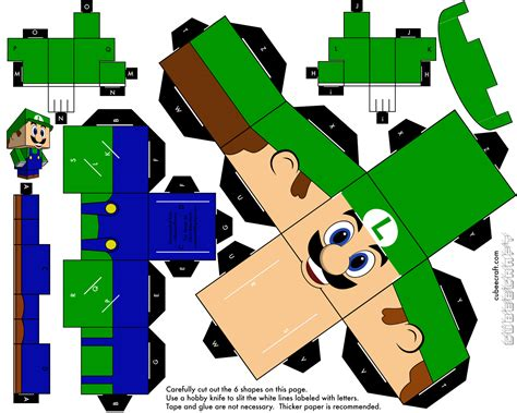 Papercraft Cubeecraft - 1000 images about papercraft on
