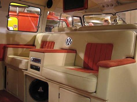 volkswagen kombi interior screen cervan interiors google search vw