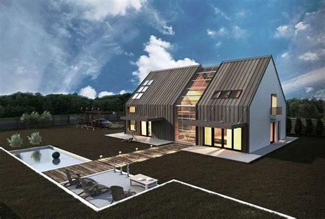 passive house designs promising new passive house designs for bulgaria treehugger