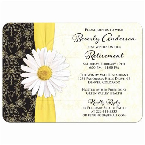 patriotic invitation templates free retirement party invitation