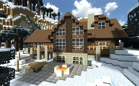 Cabin Design Ideas by Log Cabin Minecraft Building Inc