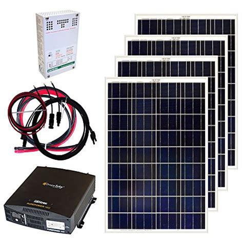 Solar Panels For Home System Up And Running - grape solar gs 400 kit 400 watt grid solar panel kit