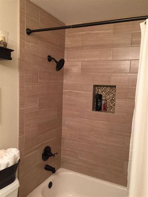 leonia sand  offset  ceiling tile quartzlock  antique white grout bathroom floor