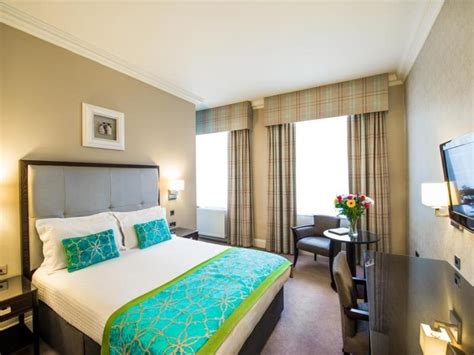 Hotel Comfort Room by Edinburgh City Hotel Leonardo Hotels