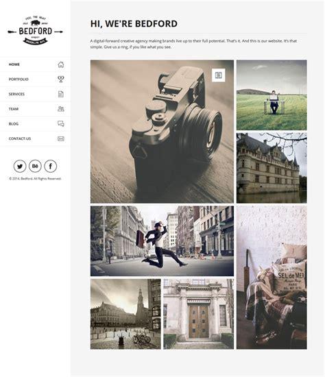 drupal themes portfolio free bedford responsive drupal portfolio template download