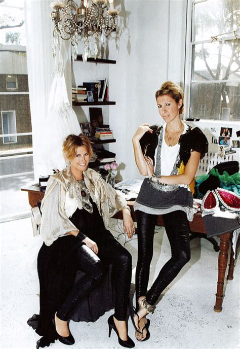 Sass Bide Designers Cancer Scare by Sass And Bide 226 Totally Covetable Portrait