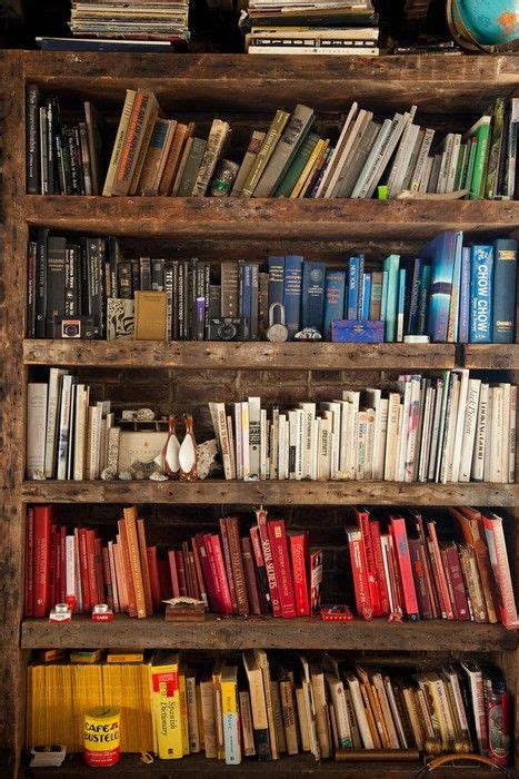 for the of a book quotes rustic bookshelf