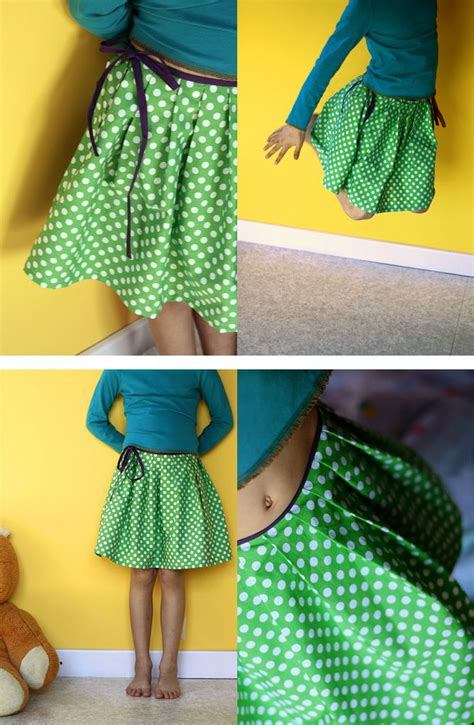 skirt tutorial craft patternless pleated skirt patterns