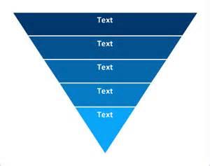 pyramid diagram purchase funnel diagram flow diagram