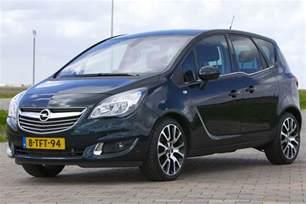 Opel Minerva Nieuwe Diesel Voor Opel Meriva Autonieuws Autoweek Nl