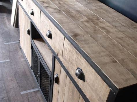 meuble en palette bois great acheter meuble palette with