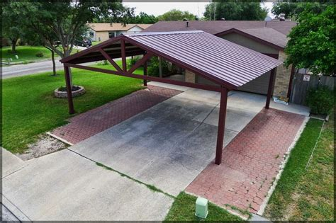 Free Standing Metal Carport Designs 17 Best Ideas About Free Standing Carport On