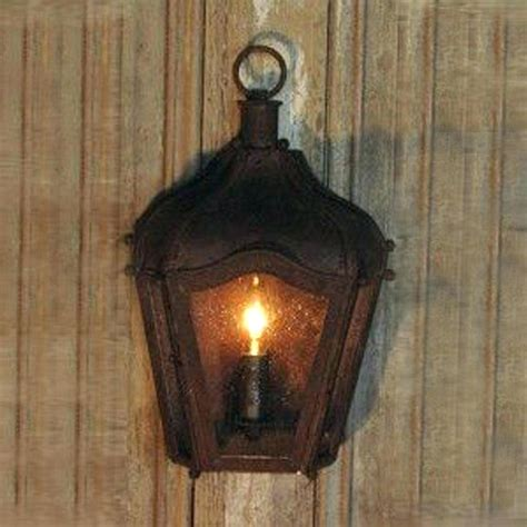 Rustic Lantern Wall Sconce Rustic Candle Lantern Bamboo Candle Wall Sconce O Wall Sconces Oregonuforeview