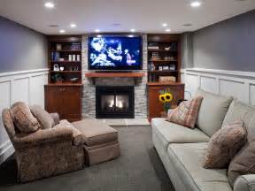 Basement Living Room Decorating Ideas Heating Your Basement Hgtv