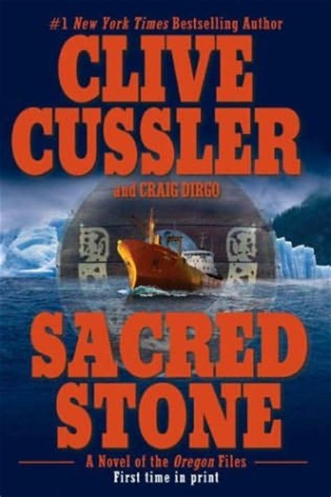 Sacred The Oregon Files sacred oregon files book 2 by clive cussler and