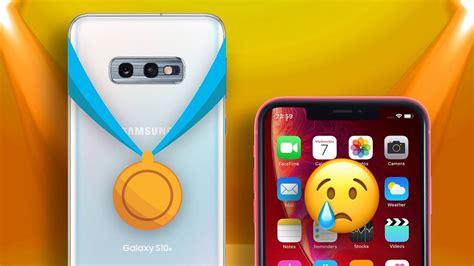 iphone xr vs galaxy s10e