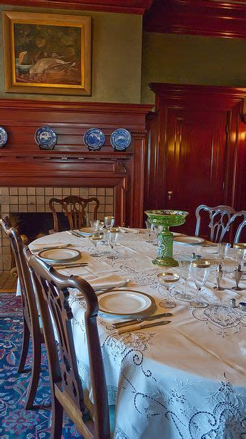 craftsman style dining room  chippendale style dining