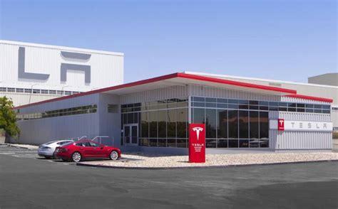 Tesla Dealership Franchise Elon Musk Hints At Franchised Dealership Tactic After