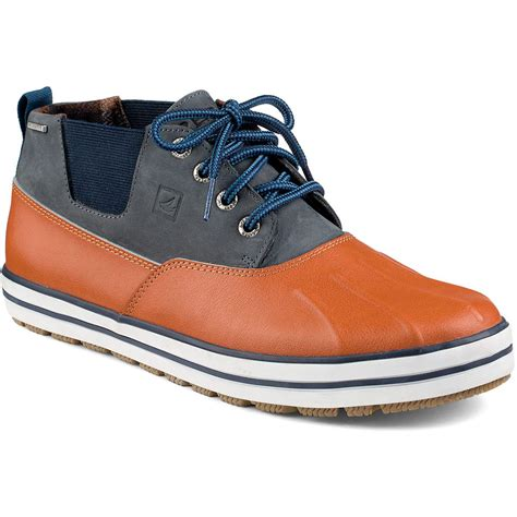 sperry chukka boot sperry mens fowl weather chukka boot ebay