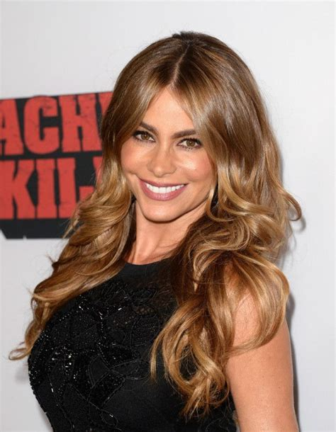 sofia vergara hair color sofia vergara hair color hair pinterest