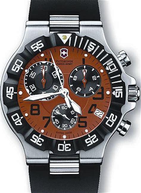 Swiss Army 2262 Orange Silver Black summit xlt chrono orange 241340 victorinox swiss army