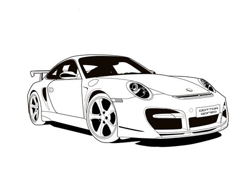 porsche logo vector free download porsche silhouette vector clipart library