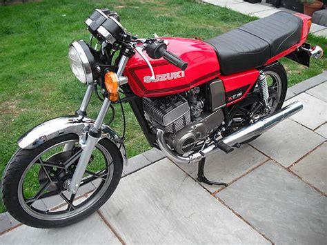 suzuki gt250 x7 1979 restored classic motorcycles at