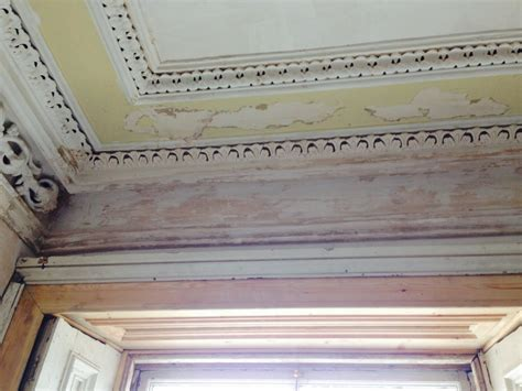 Cornice Glasgow repairing cornice and enrichments bothwell timber and lime conservation glasgow scotland