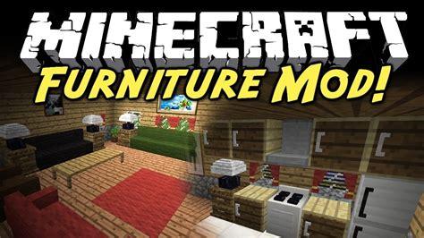 minecraft romania mod furniture youtube