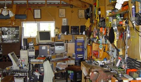 mans  shed fixing  escape stuffconz