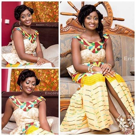 Nelsa Blouse 1501 best style it in kente images on