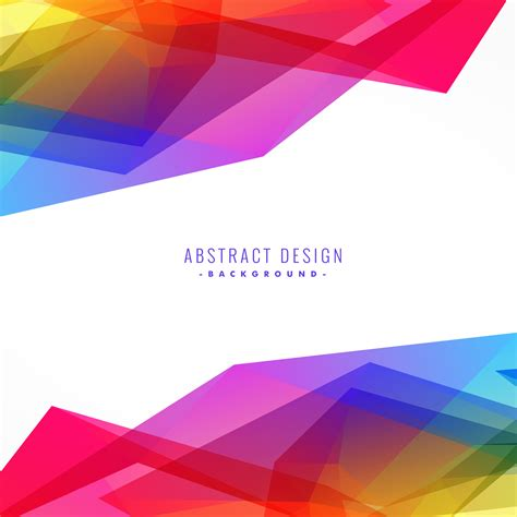 colorful design bright colorful abstract background design free