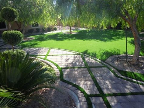 Backyard Ideas Artificial Grass Artificial Turf Backyard Landscaping Network