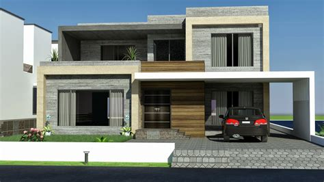 modern elevation front elevation modern house elegance dream home design