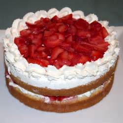 strawberry cake recipes dishmaps