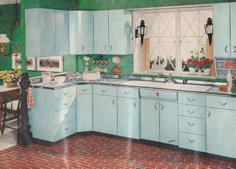 1000 ideas about 1950s kitchen on 1950s home