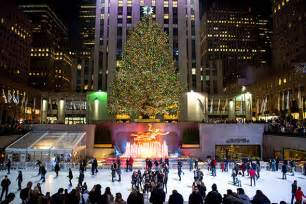 christmas in new york city intelligent travel