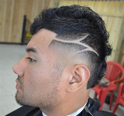 mohawk hair long in the front 45 classy taper fade cuts for men