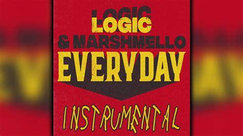 marshmello everyday download logic marshmello everyday instrumental free