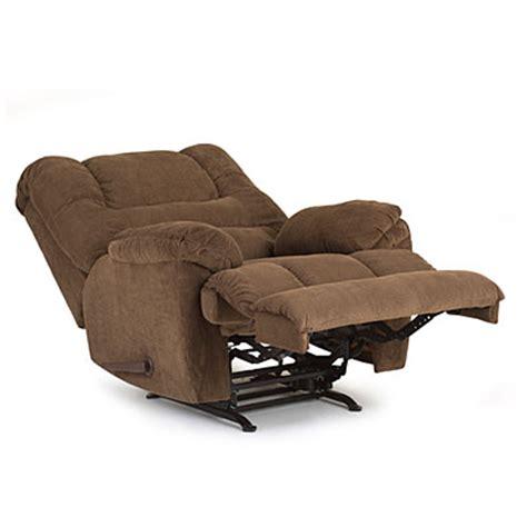 simmons recliners big lots simmons 174 chion mocha rocker recliner big lots