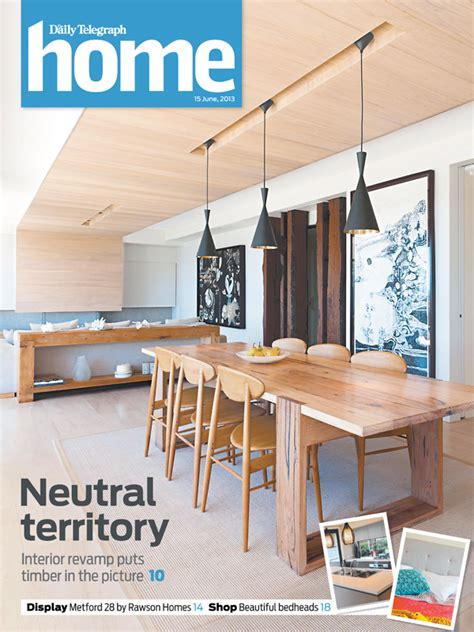 home mag quattro interiors 187 daily telegraph home magazine