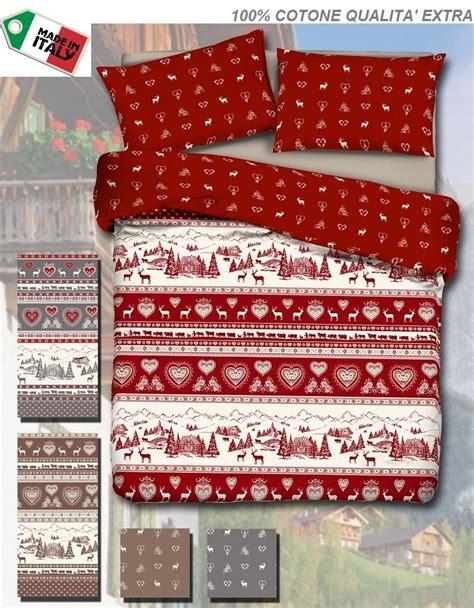 copri piumoni copripiumino matrimoniale natalizio dolcenotte idee regalo