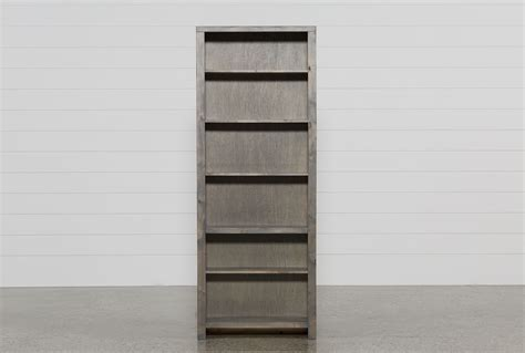 ducar ii 84 inch bookcase living spaces