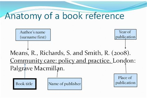 reference book questions understanding a book reference