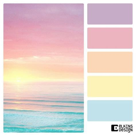 blue pastel colors 25 best ideas about color palette on