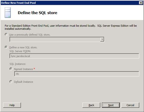 Define Collocate The Collaboration Strategy Step By Step Microsoft Lync